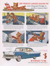 1956 Ford Fordor Lifeguard