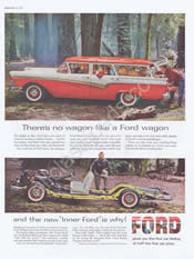 1957 Ford Country Station Wagon