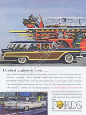 1959 Ford Country Squire Wagon